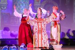 Орловская православная гимназия представила зрителям юбилейную постановку — «Сказку о царе Салтане»