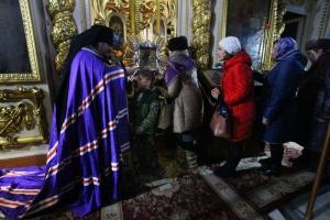 Православные орловчане получили Архипастырское напутствие на Великий пост
